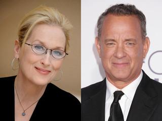 トム・ハンクスとメリル・ストリープ共演作、監督はスピルバーグに決定