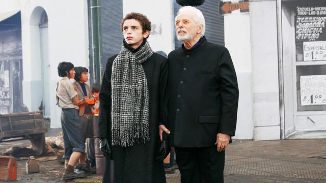 ホドロフスキー新作11月公開 鬼才がメッセージ動画で「きっと前世は日本人でした」