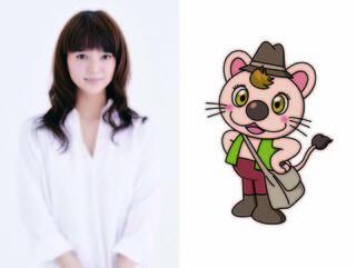 多部未華子、劇場版アニメ声優初挑戦!「アンパンマン」最新作にキャイ~ンと参加