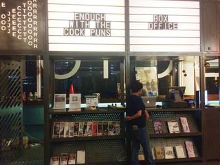 【世界の映画館めぐり】シンガポールのおしゃれな名画座「The Projector」