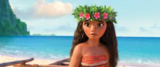 【国内映画ランキング】「モアナと伝説の海」首位スタート!興収80億視野の出足