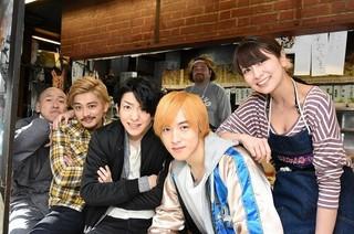 上遠野太洸、連ドラ初主演!柳内大樹原作「ガキ☆ロック」Amazonで4月14日から配信