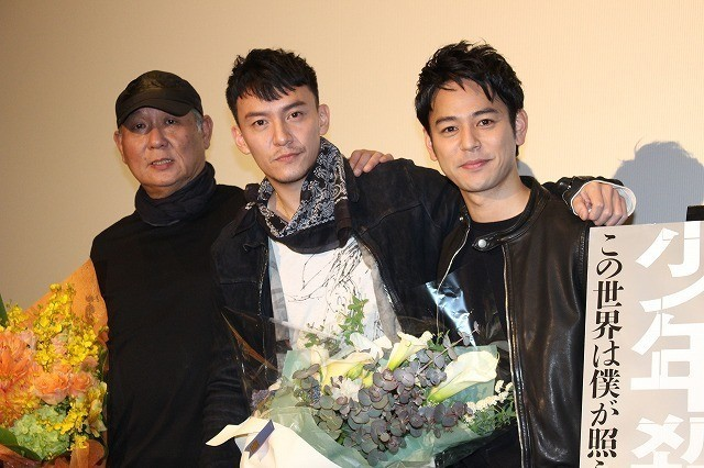 チャン・チェン、親友・妻夫木聡の日本アカデミー賞戴冠を祝して爆笑アイテム贈呈 - 画像7