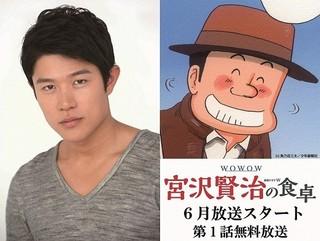 鈴木亮平、若き日の宮沢賢治に!青春時代に焦点当てたドラマに主演