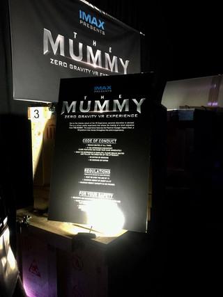 トム・クルーズが目の前に!「ザ・マミー」のVRシアターがSXSWで大人気