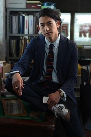 瑛太&大根仁監督、弘兼憲史原作「ハロー張りネズミ」で再タッグ