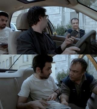 イランでの違法DVD売買事情明らかに!?「人生タクシー」衝撃の本編映像入手
