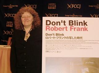 写真家ロバート・フランクのドキュメンタリー「Don't Blink」監督が来日