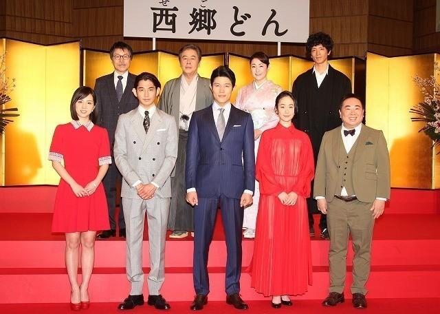 次期大河ドラマで鈴木亮平と 共演する瑛太、黒木華ら