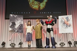 森久保祥太郎と茅野愛衣が声優として出演「劇場版 マジンガーZ INFINITY」