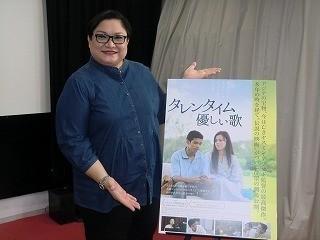 マレーシアの国民的歌手アディバ・ヌール「タレンタイム 優しい歌」