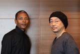 井浦新&瑛太「光」の音楽をテクノの巨匠ジェフ・ミルズが担当!