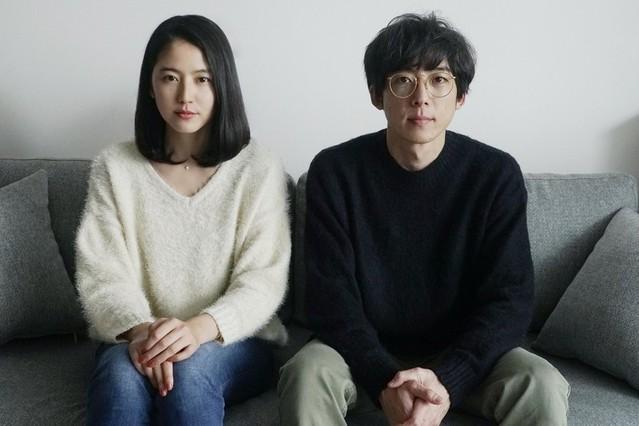 「嘘を愛する女」に主演する 長澤まさみと恋人役の高橋一生