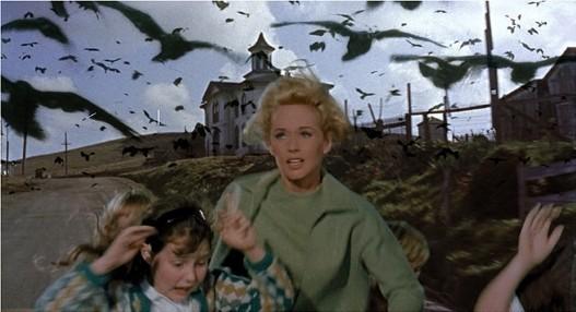 ハリウッド映画史に残る名シーン!「十戒」「鳥」「卒業」絵コンテを公開 - 画像11