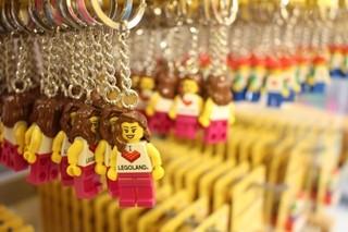「I LOVE LEGOLAND」キーホルダー「アドベンチャー」