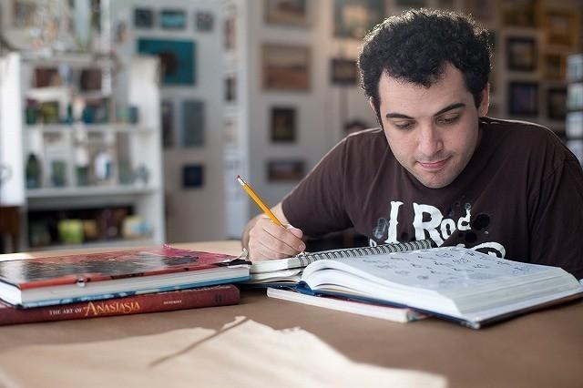 自閉症の少年の成長を追ったドキュメンタリー映画