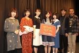 若手注目株・原菜乃華、女優としての飛躍誓う!初主演映画「はらはらなのか。」公開