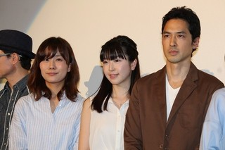 寺島咲、妊娠・出産していた 主演映画「たゆたう」初日挨拶で公表