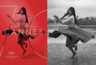 カンヌ映画祭公式ポスター、C・カルディナーレの体型を加工! 本人がコメント