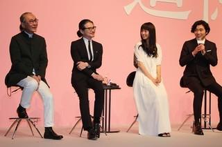 岡田准一に高倉健さんの面影 巨匠・降旗康男監督&木村大作の称賛に「精進したい」