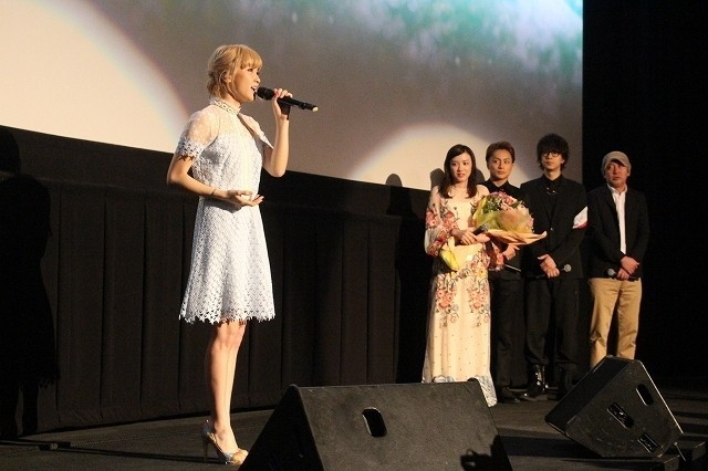 永野芽郁&三浦翔平&白濱亜嵐、Dream Amiのサプライズ歌唱に仰天