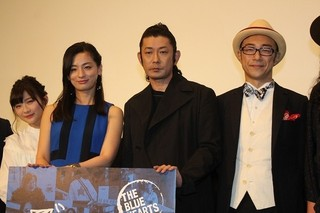 5月26日からは台湾で公開も決定「ブルーハーツが聴こえる」