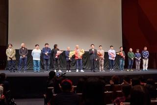 高良健吾、永山絢斗とともに小津安二郎監督作「東京物語」を語る