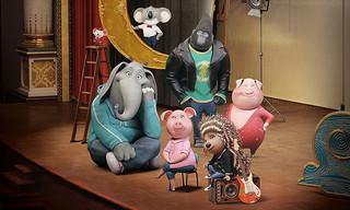 【国内映画ランキング】「SING シング」V4、「ゴースト・イン・ザ・シェル」は初登場3位