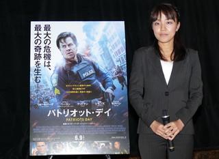 ボストン爆弾テロ事件の現場にいた日本人、「パトリオット・デイ」を見て「とてもリアル」
