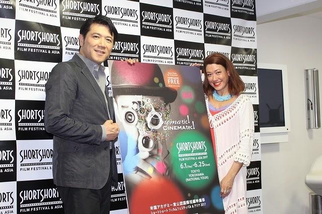 若きカトリーヌ・ドヌーブが出演した短編映画、ショートショートフィルムフェスティバルで上映