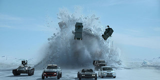 初登場1位「ワイルド・スピード ICE BREAK」「ワイルド・スピード ICE BREAK」