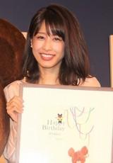 加藤綾子、母親願望アリ「身を委ねています」