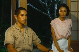 巧みな表現力で役を演じた満島ひかり「海辺の生と死」