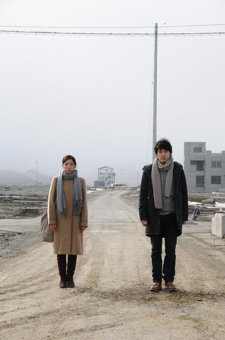 奥田瑛二監督「今日子と修一の場合」の一場面「新しき世界」