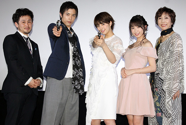 柳ゆり菜、主演映画で初挑戦のガンアクションにハマった!?「銃が大好きになりました」