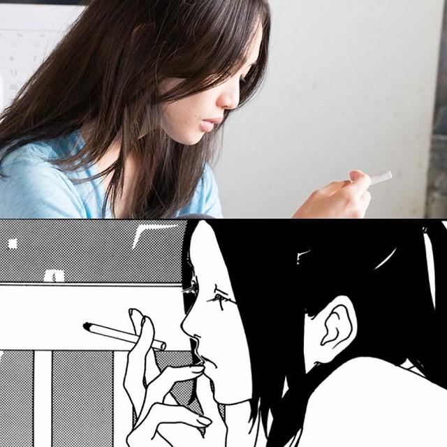 臼田あさ美が原作キャラを忠実に再現!実写版「南瓜とマヨネーズ」場面写真