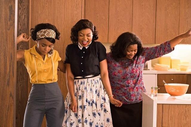 NASAで活躍した黒人女性を描く伝記ドラマ、9月公開決定!