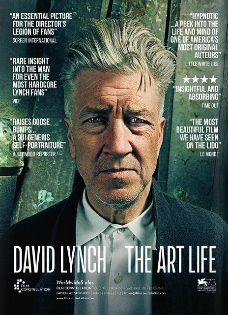 デビッド・リンチ監督の謎をひも解くドキュメンタリー映画が2018年に公開