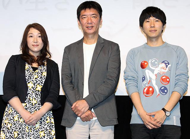 「自分らしい生き方・働き方を考える」 をテーマにトークを繰り広げた成島出監督ら