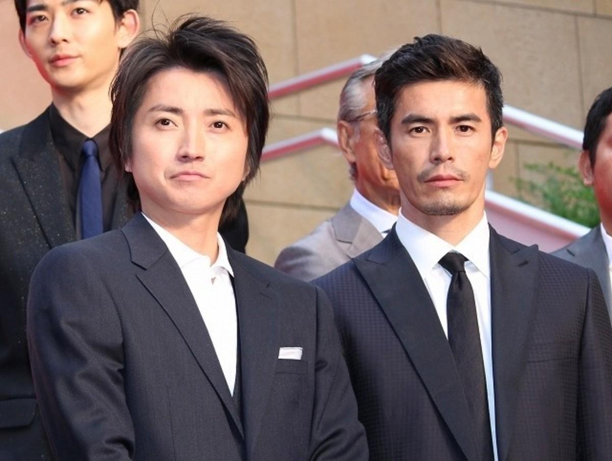 伊藤英明、藤原竜也とのダブル主演作は「キャリアで一番きつかった ...