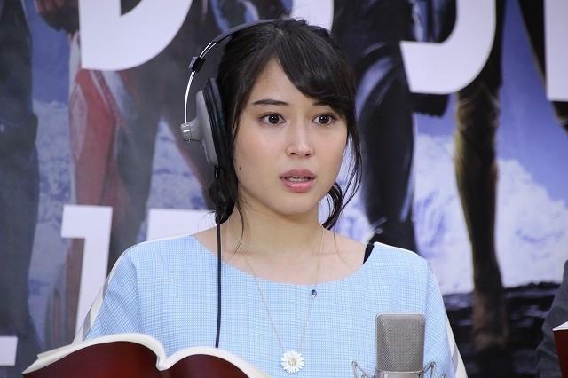 「パワーレンジャー」吹き替え、広瀬アリスの美声に山里亮太メロメロ「着ボイスにほしい」 - 画像5