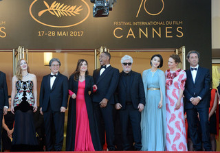 第70回カンヌ映画祭華やかに開幕! 豪華審査員メンバーがレッドカーペットに登場