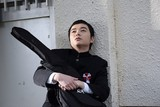 """""""居残り""""染谷将太は空を見上げて何を思う・・・? 「ポンチョ」新場面写真公開"""