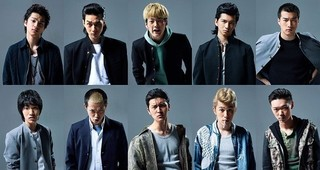 柳俊太郎、田中偉登らが強烈なヤンキー役に「デメキン」