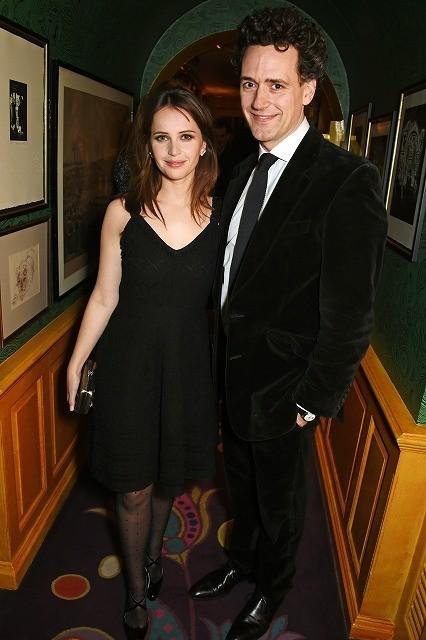 「ローグ・ワン」のフェリシティ・ジョーンズが婚約 映画監督と