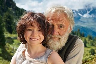 「アルプスの少女ハイジ」実写映画化した「ハイジ アルプスの物語」8月から日本公開!