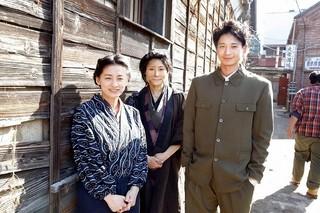 片桐はいり、向井理の祖母の半生を映画化「いつまた、君と」に出演!