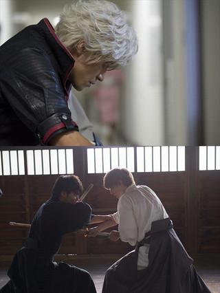 「銀魂」dTVでドラマ化!小栗&柳楽&吉沢ら出演で真選組の泣けるエピソード収録