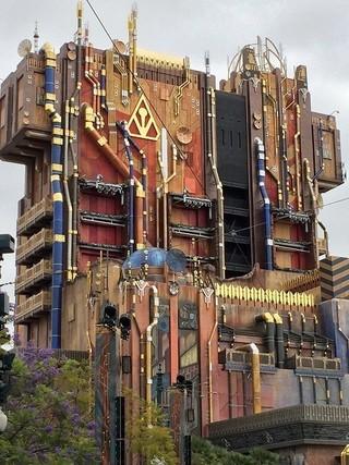 ライドもノリノリ!「ガーディアンズ」アトラクションが米ディズニーランドにオープン
