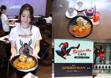 """""""スパイダーカレー""""ってどんな味?期間限定オープンのスパイダーマンカフェに行ってきた!"""